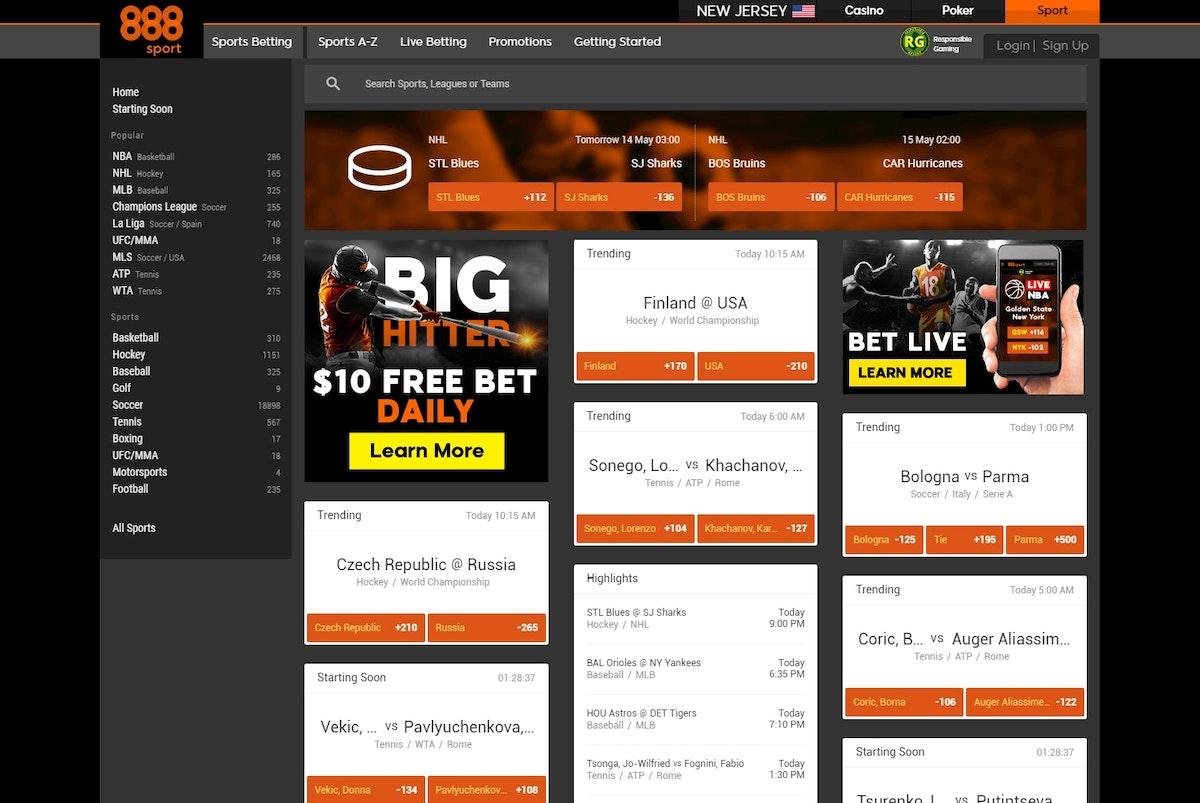 best betting website