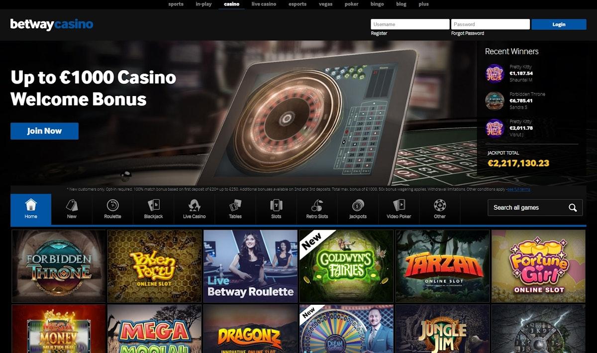 Casino in betika