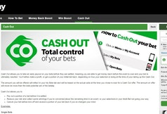 Cash out betting companies in kenya sports bets