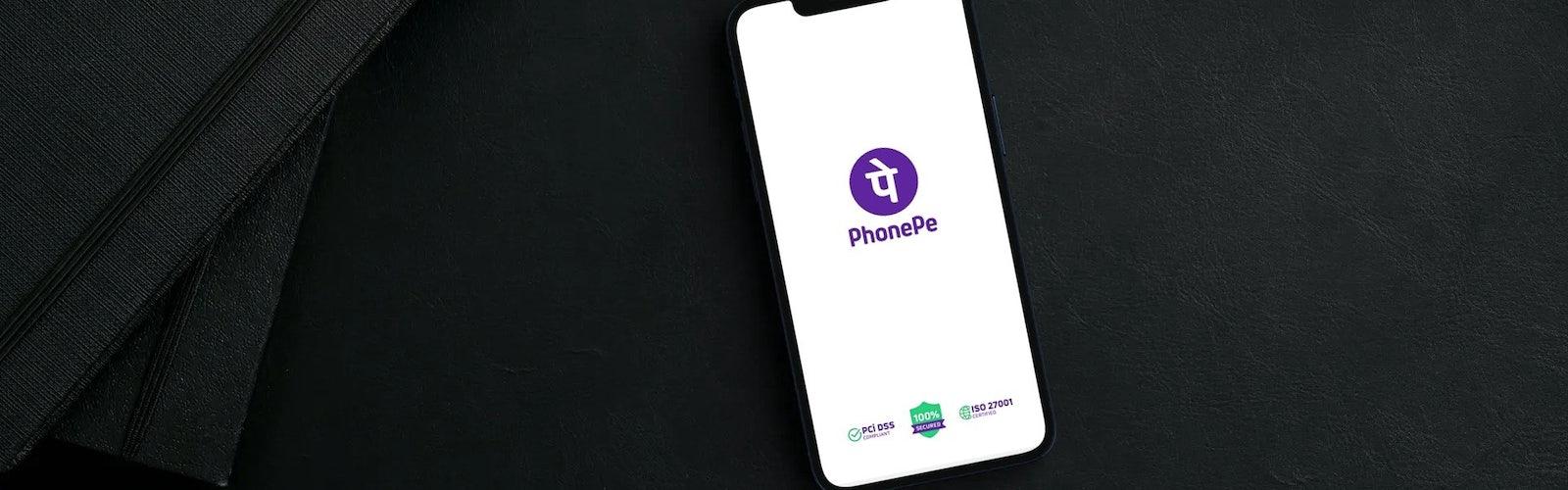 Phone Pe Title