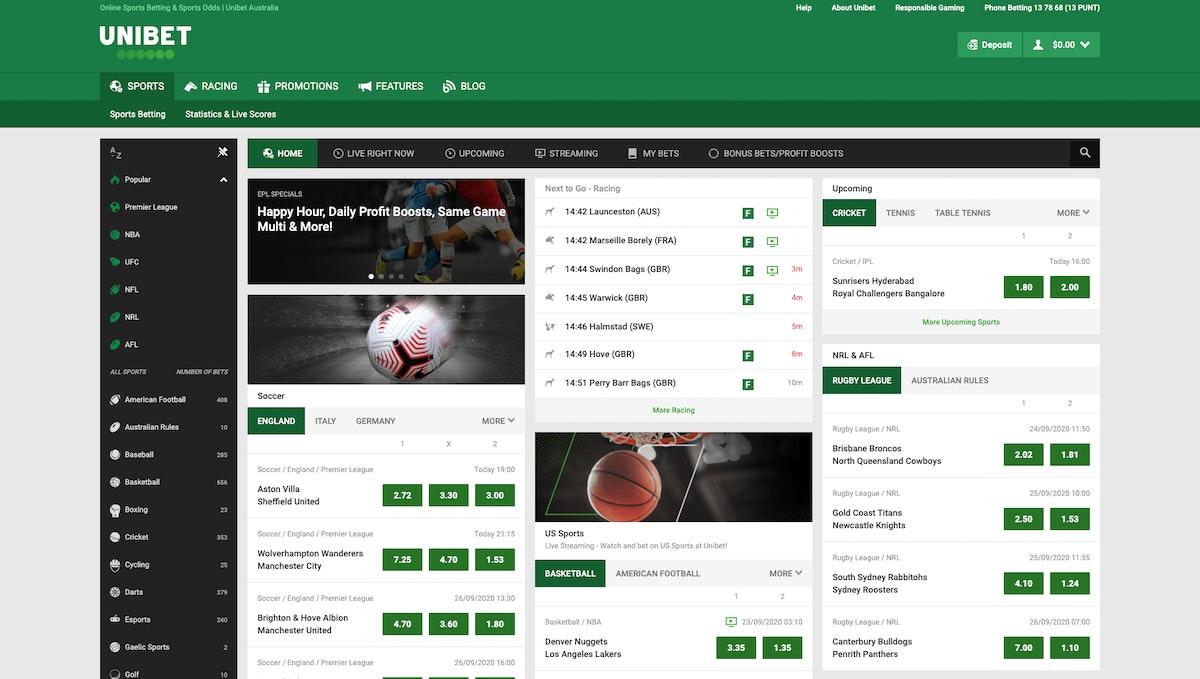 online betting agencies in australia