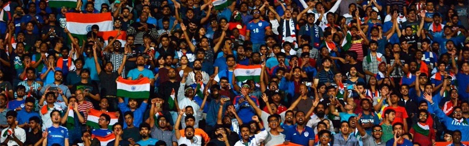 Indian football betting