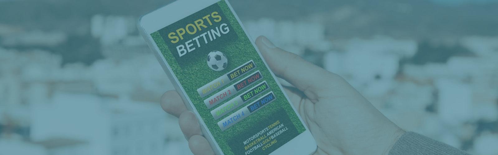 Mobile betting headline image ZA