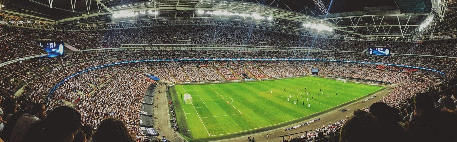 Soccer stadium UCL